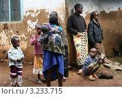 Африканские дети (2011 год). Редакционное фото, фотограф Перевалова Ольга Геннадьевна / Фотобанк Лори