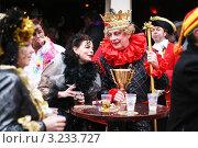 Король на карнавале (2011 год). Редакционное фото, фотограф Перевалова Ольга Геннадьевна / Фотобанк Лори