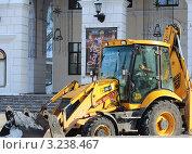 Муниципальный транспорт. Редакционное фото, фотограф Евгений Ореховский / Фотобанк Лори
