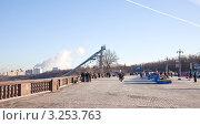 Купить «Смотровая площадка», эксклюзивное фото № 3253763, снято 29 января 2012 г. (c) Parmenov Pavel / Фотобанк Лори