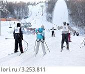 Купить «Тренировка», эксклюзивное фото № 3253811, снято 29 января 2012 г. (c) Parmenov Pavel / Фотобанк Лори