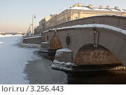 Прачечный мост (2012 год). Стоковое фото, фотограф Татьяна Иванова / Фотобанк Лори