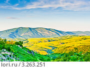 Вечер. Нагорный Карабах (2011 год). Стоковое фото, фотограф E. O. / Фотобанк Лори
