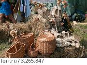 Продажа изделий народных умельцев (2010 год). Стоковое фото, фотограф Ирина Фирсова / Фотобанк Лори