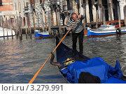 Купить «Венеция. Зима 2012. Большой канал», фото № 3279991, снято 12 февраля 2012 г. (c) Татьяна Лата / Фотобанк Лори