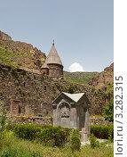 Монастырь Гегард в Армении (2009 год). Стоковое фото, фотограф Андрей Щавелев / Фотобанк Лори