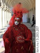Купить «Венеция. Зима 2012. Карнавал», фото № 3283207, снято 12 февраля 2012 г. (c) Татьяна Лата / Фотобанк Лори