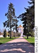 Старинный Русский город Ярославль (2011 год). Стоковое фото, фотограф Маргарита Смирнова / Фотобанк Лори