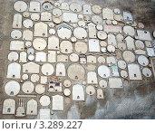 Античные фрески. Бахчисарай. Стоковое фото, фотограф Sviatoslav Homiakov / Фотобанк Лори