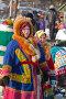 Женщины в национальных костюмах ханты на празднике охотников и оленеводов, фото № 3290435, снято 25 февраля 2012 г. (c) Владимир Мельников / Фотобанк Лори