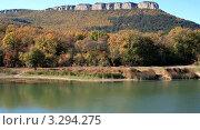 Купить «Крым. Осенний пейзаж», фото № 3294275, снято 22 октября 2011 г. (c) Дамир / Фотобанк Лори