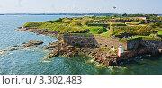 Купить «Остров в Балтийском море недалеко от Хельсинки в Финляндии», фото № 3302483, снято 9 августа 2009 г. (c) Олег Жуков / Фотобанк Лори