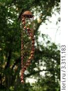 """Купить «""""Музыка ветра"""" на фоне листвы», фото № 3311183, снято 11 сентября 2011 г. (c) Татьяна Белова / Фотобанк Лори"""