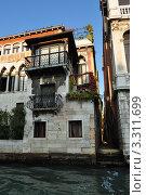 Архитектура г.Венеции, Италия (2011 год). Стоковое фото, фотограф Серебрякова Анастасия / Фотобанк Лори