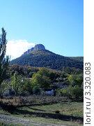 Купить «Крым. Сельский пейзаж», фото № 3320083, снято 22 октября 2011 г. (c) Дамир / Фотобанк Лори