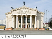 Купить «Гомель, городской пейзаж», фото № 3327787, снято 5 марта 2012 г. (c) Parmenov Pavel / Фотобанк Лори