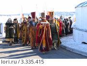 Купить «Театрализованное представление «Исторический день» у стен Ипатьевского монастыря», фото № 3335415, снято 27 марта 2011 г. (c) ElenArt / Фотобанк Лори