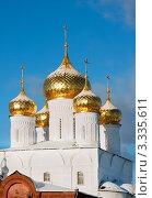 Купить «Богоявленско-Анастасиин женский монастырь», фото № 3335611, снято 10 января 2010 г. (c) ElenArt / Фотобанк Лори