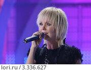 Купить «Певица Валерия», эксклюзивное фото № 3336627, снято 28 февраля 2012 г. (c) Free Wind / Фотобанк Лори