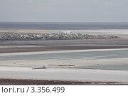 Купить «Баскунчак. Соленое озеро», фото № 3356499, снято 6 мая 2011 г. (c) Алексей Воронцов / Фотобанк Лори