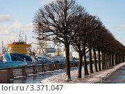 Купить «Санкт-Петербург. Виды города», эксклюзивное фото № 3371047, снято 13 марта 2012 г. (c) Александр Алексеев / Фотобанк Лори