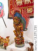 Купить «Выставка культуры и быта Индонезии в городе Гусь-Хрустальный», эксклюзивное фото № 3371731, снято 15 марта 2012 г. (c) Сергей Лаврентьев / Фотобанк Лори