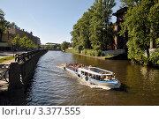 Купить «Река Мойка. Новая Голландия», эксклюзивное фото № 3377555, снято 1 июня 2009 г. (c) Александр Алексеев / Фотобанк Лори