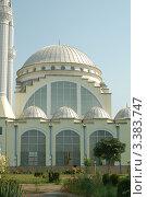 Купить «Центральная часть мечети Шкодер», фото № 3383747, снято 19 сентября 2011 г. (c) Александр Гончаров / Фотобанк Лори