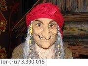 Кукла Баба-Яга (2008 год). Редакционное фото, фотограф Гуров Алексей Сергеевич / Фотобанк Лори