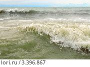 Купить «Чёрное море», эксклюзивное фото № 3396867, снято 15 марта 2012 г. (c) Юрий Морозов / Фотобанк Лори