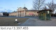 Купить «Казино в Висбадене, Германия», фото № 3397455, снято 20 февраля 2012 г. (c) Shevlyakov  Evgeniy / Фотобанк Лори