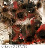 Купить «Обрывки сгоревшей газеты», фото № 3397783, снято 22 июля 2018 г. (c) Данил Руденко / Фотобанк Лори