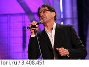 Купить «Григорий Лепс», эксклюзивное фото № 3408451, снято 28 февраля 2012 г. (c) Free Wind / Фотобанк Лори