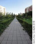 Город (2011 год). Стоковое фото, фотограф Ярослав Терентьев / Фотобанк Лори