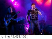 Купить «КняZz (Король и Шут)», эксклюзивное фото № 3439103, снято 14 апреля 2012 г. (c) Литвяк Игорь / Фотобанк Лори