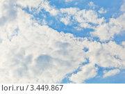 Облака. Стоковое фото, фотограф Евгений Медведев / Фотобанк Лори
