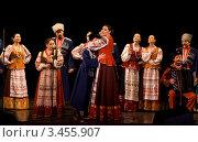 Купить «Кубанский казачий хор», фото № 3455907, снято 4 ноября 2009 г. (c) V.Ivantsov / Фотобанк Лори