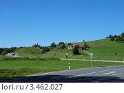 Германия. Баварская деревня (2007 год). Стоковое фото, фотограф Анна Романова / Фотобанк Лори