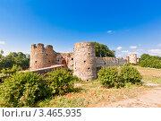 Крепость в Копорье. Стоковое фото, фотограф Евгений Медведев / Фотобанк Лори