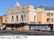 Большой Санкт-Петербургский цирк (2012 год). Редакционное фото, фотограф Александр Алексеев / Фотобанк Лори