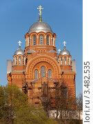 Никольский собор в Покровском монастыре. Стоковое фото, фотограф light / Фотобанк Лори