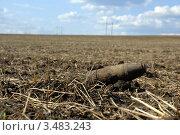 Купить «Опасные находки времён второй мировой войны», фото № 3483243, снято 16 апреля 2012 г. (c) Игорь Ткачёв / Фотобанк Лори
