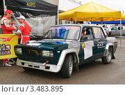 Лада 21074 VFTS. Rally Masters Show 2012. Редакционное фото, фотограф Алёшина Оксана / Фотобанк Лори