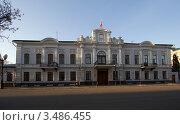 Администрация города Тамбова (2012 год). Стоковое фото, фотограф Антон Шальнев / Фотобанк Лори