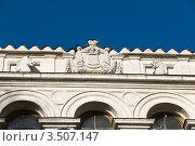 Герб Воронцовых-Дашковых (2011 год). Стоковое фото, фотограф Elena Monakhova / Фотобанк Лори