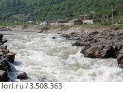 Купить «Река Кубань», эксклюзивное фото № 3508363, снято 4 мая 2012 г. (c) Игорь Веснинов / Фотобанк Лори
