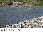 Купить «Река Кубань», эксклюзивное фото № 3511771, снято 28 апреля 2012 г. (c) Игорь Веснинов / Фотобанк Лори