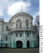 Сумский областной краеведческий музей, Украина. Стоковое фото, фотограф kraser / Фотобанк Лори