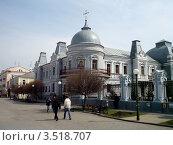 Административное здание Спасо-Преображенского собора, Сумы, Украина. Стоковое фото, фотограф kraser / Фотобанк Лори