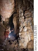 Пещеры (2012 год). Редакционное фото, фотограф Кирилл Багрий / Фотобанк Лори